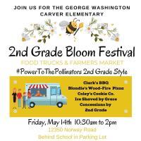 2nd Grade Bloom Festival