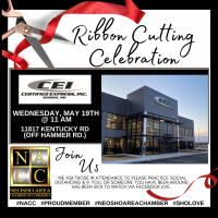 Ribbon Cutting - Certified Express (New Location)