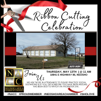 Ribbon Cutting - Robbins Auto (New Location)