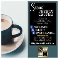 Second Friday Coffee with Insurance Benefits Consultants, LLC