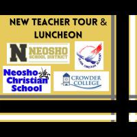 New Teacher Tour 2021