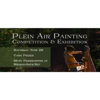 Plein Air Painting Competition & Exhibition