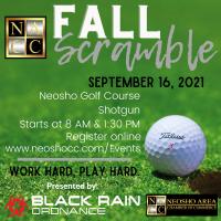 NACC Fall Golf Scramble