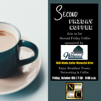 Second Friday Coffee - Webwood Assisted Living