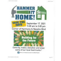 Hammer It Home for Neosho Area Habitat for Humanity