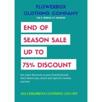 Flowerbox Clothing Company (dba Clothes Minded Consignments) - Neosho