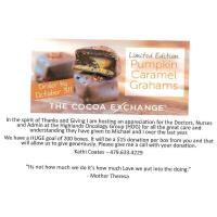 The Cocoa-Exchange by Kathi Coates - Anderson