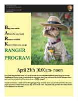 B.A.R.K. RANGER PROGRAM