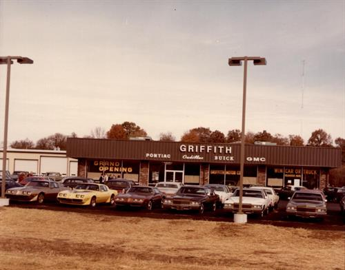 1979 Grand Opening of current location