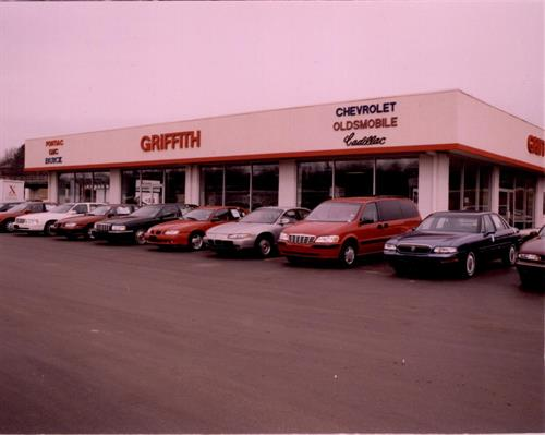 1993 Remodel of current location