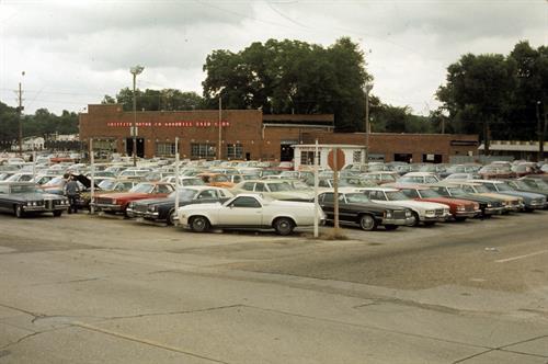 Griffith Motor Company (around 1970) - Boulevard Location