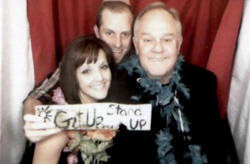 Jenny Griffith-Spiva, Evan Griffith, Jerry Griffith
