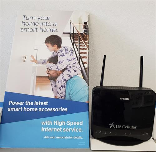 Internet for your Home or Business