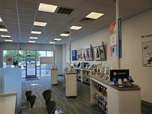 Store Lobby
