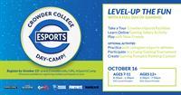 Esports Day Camp - Proceeds Benefit Crowder eSports