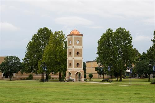 Crowder College - Tatum Belltower