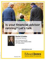 Edward Jones- Rachel E. Dobbs, Financial Advisor - Neosho