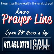 KNEO offers individuals the opportunity to share prayer requests and praise reports that are lifted up during prayer meetings.