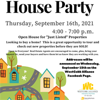 House Party (Open House)