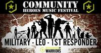 2nd Annual Community Heroes Music Festival