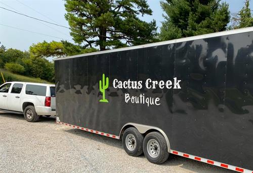 Book our Cactus Creek Road Show for any event!