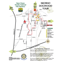 Neosho Kicks Off the 58th Annual Dogwood Tour