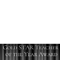 2019 Gold STAR Teacher of the Year