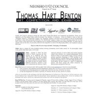 Neosho Arts Council: Thomas Hart Benton