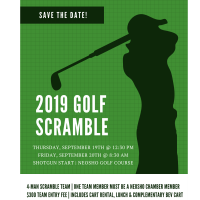 Neosho Area Chamber of Commerce Announces Annual Golf Tournament
