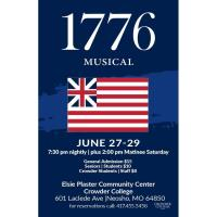 Crowder College Theatre to Present 1776
