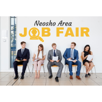Neosho Area Job Fair Scheduled for October 1st!