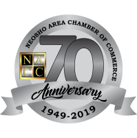 Neosho Area Chamber of Commerce Prepares for 70th Annual Chamber Banquet