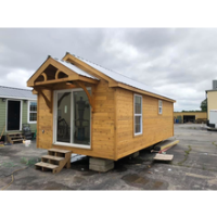 Tiny Houses Available for Purchase Through Online Auction