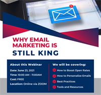 Why email is still king - Webinar