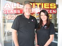 DON HELGESON AND KELLY ALEXANDER- OWNERS