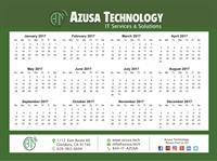 Azusa Technology Calendar
