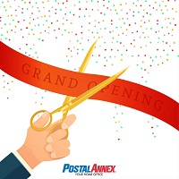 POSTAL ANNEX IN AZUSA CELEBRATES GRAND OPENING  WITH DONATION TO HABITAT FOR HUMANITY (Day-Long Event With Raffle, Cartoonist, Food and Giveaways for All)