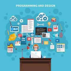 Programming Graphic Design