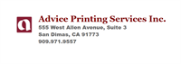 Advice Printing Service Inc