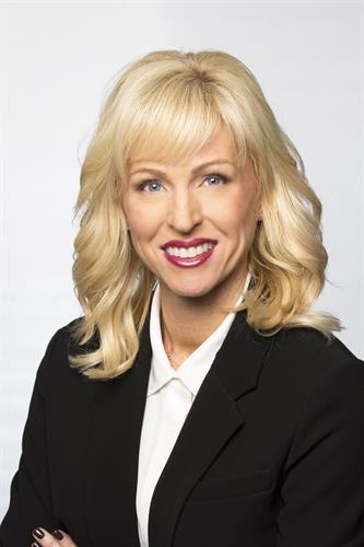 Dena Garvin-Smart, Senior Vice President, Director of Sales & Marketing