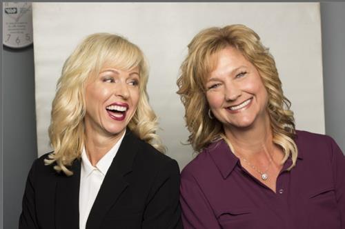 Dena Garvin-Smart & Jennifer Flood - Glendora's Business Bankers