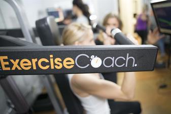 The Exercise Coach