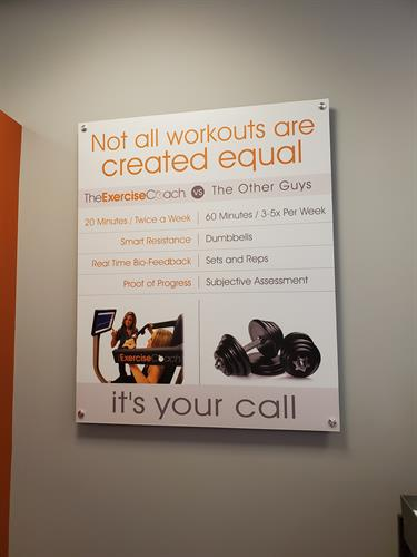 What makes The Exercise Coach different?