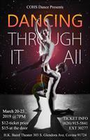 Charter Oak High School Presents: Dancing Through It All