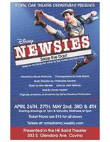 Royal Oak Theatre Presents: Newsies