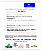 Charter Oak High School Bite of Reality Financial Education