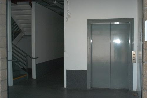 Elevator to 2nd floor