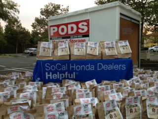 PODS helps feed to food insecure through the Feed SoCal