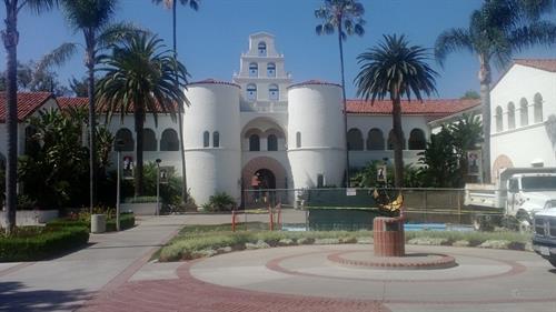 2013 San Diego State Tour