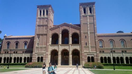 2013 UCLA Tour